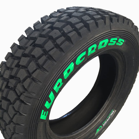 EUROCROSS 195/65 R15 *MEDIUM* - ALPHA Racing Tyres -