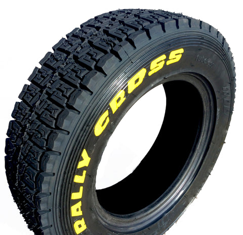 RALLYCROSS 195/70 R15 *SOFT* - ALPHA Racing Tyres -