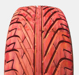 AR-T Sport 205/55-16 Colored Smoke *RED* - ALPHA Racing Tyres -