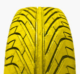 AR-T Sport 235/45-17 Colored Smoke *YELLOW* - ALPHA Racing Tyres -