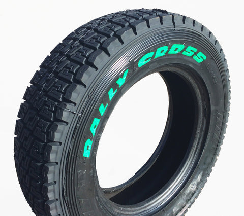 RALLYCROSS 195/70 R15 *MEDIUM* - ALPHA Racing Tyres -