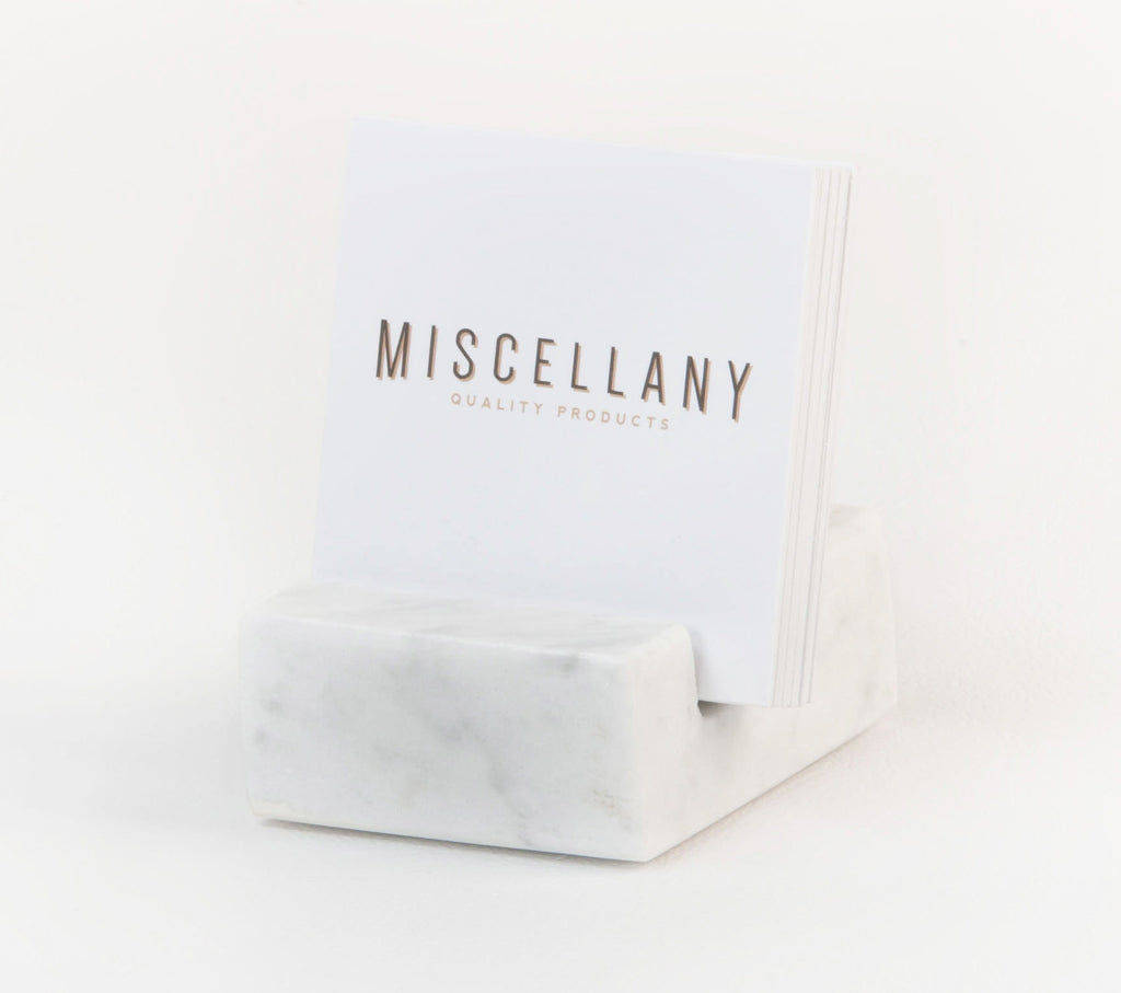 Square business card holder white carrara marble craftsman square business card holder white carrara marble colourmoves