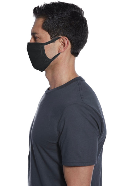 Face Mask - Pickleball Addict 100% cotton Jersey Face Mask - Unisex Face Mask - Non Surgical