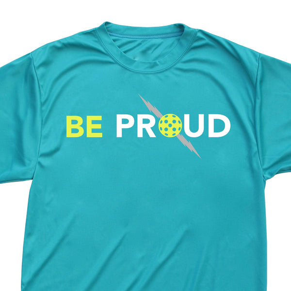 Official ProLite Men's Performance T-Shirt - Be Proud - Performance Dri-Fit
