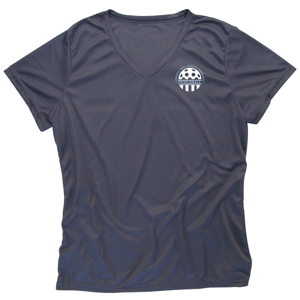 Chapel Hill Pickleball Club Ladies T-Shirt