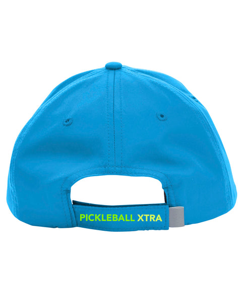 Wrightsville Beach Pickleball Embroidered Performance Dri-Fit Hat by Pickleball Xtra