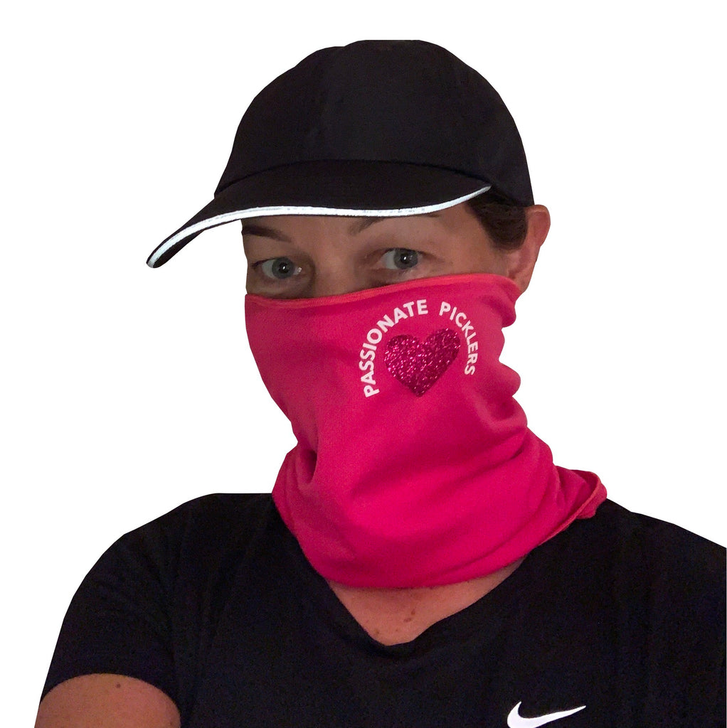 Passionate Picklers Full Face Mask - Neck Gaiter