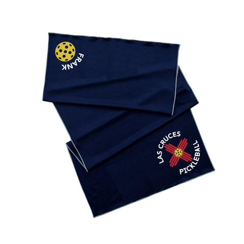 Las Cruces Pickleball Cooling Towel - Athletic towel