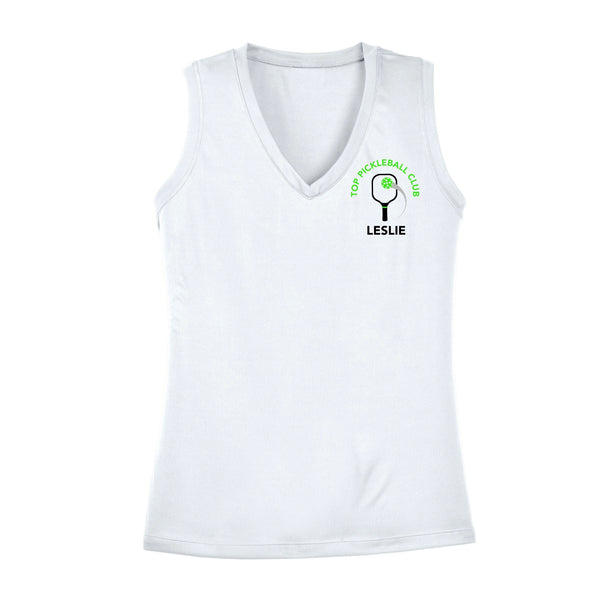 Reserved for TPC - Ladies TOP Pickleball Performance Tank