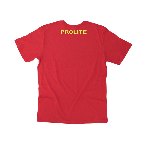 Official ProLite Men's T-Shirt - ProLite Proud - Vintage Casual Cotton Blend