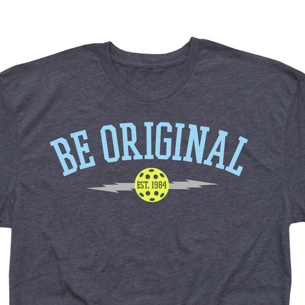 Official ProLite Men's T-Shirt - Be Original - Vintage Casual Cotton Blend