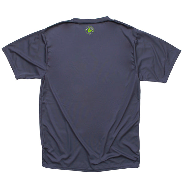 Aspen Pickleball Men's Performance T-Shirt - Front Chest Logo