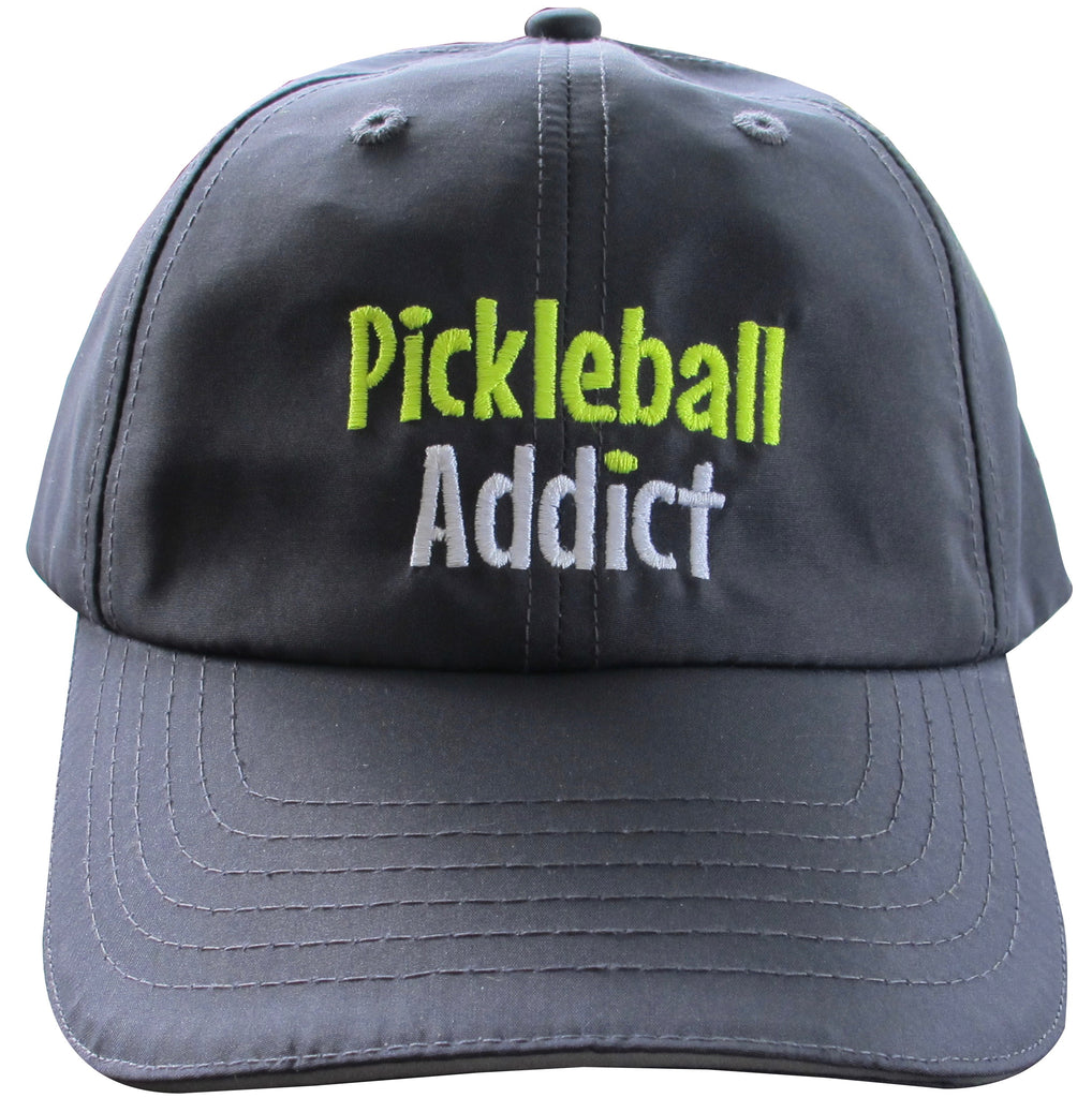 Pickleball Addict Embroidered Performance Dri-Fit Hat by Pickleball Xtra
