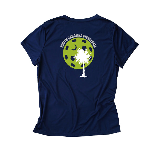 South Carolina Pickleball Women's T-Shirt - Performance Dri-Fit