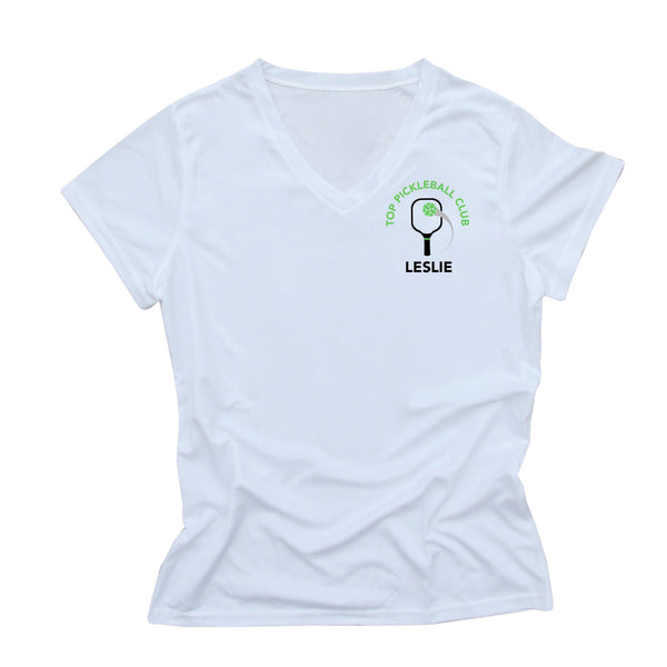 Reserved for TPC - Ladies TOP Pickleball Performance T-Shirt