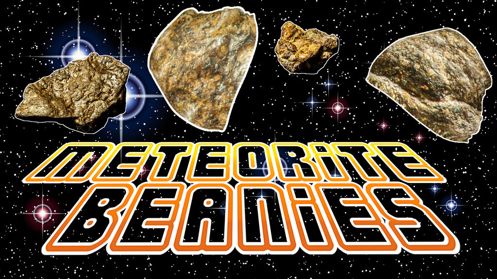 Meteorite Beanies Crash Landed To Earth!