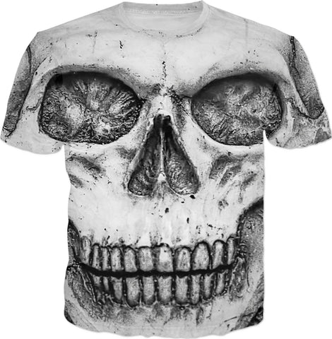 Skeleton Smile T-shirt