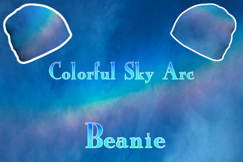 Colorful Sky Arc Beanie