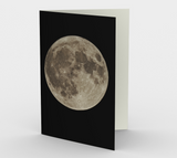 Lunatic Moon Stationery Card (3 card set/envelopes included)