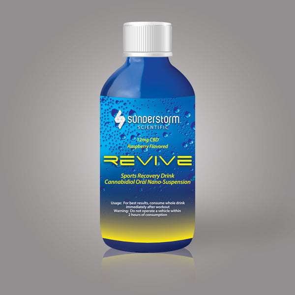 Revive Hemp Oil Sports Recovery Shot