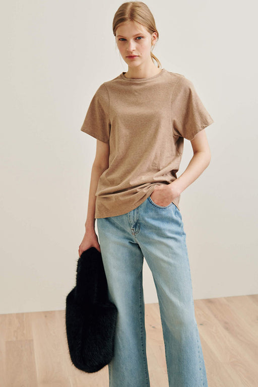 Curved Armhole Tee