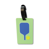 Pickleball Bag Tag - Pickleball Paddle