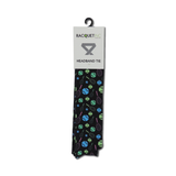 Tennis Headband Tie - Black - Racquet Inc Tennis Gifts