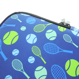 Tennis Laptop Sleeve - Racquet Inc Tennis Gifts