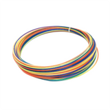 Rainbow Tennis Racquet String