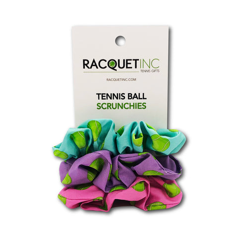 Tennis Ball Scrunchies - Original