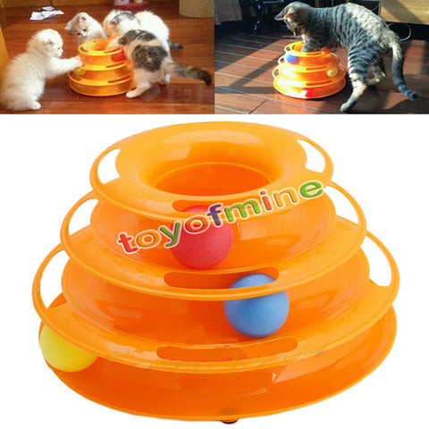 Creative  and Interactive Cat Gaming Toy
