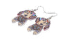 Image of Dachshund Drop Earrings