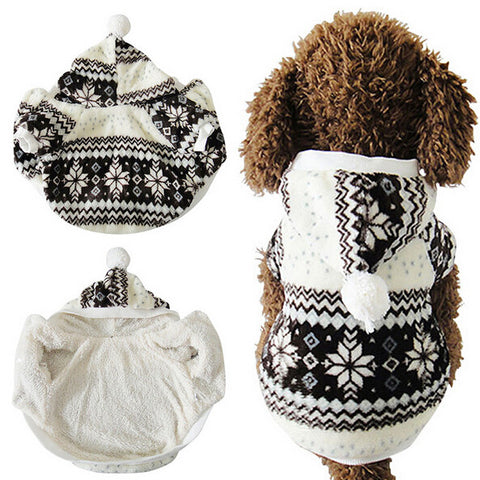Cozy and Warm Dog Clothing