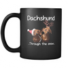Image of Dachshund Through The Snow Mug
