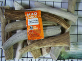 1 or 2 LB MEDIUM Size Elk and/or Deer Antlers Chews for Dogs