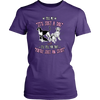 Image of 'Tell Me It's Just A Dog' District Womens Shirt