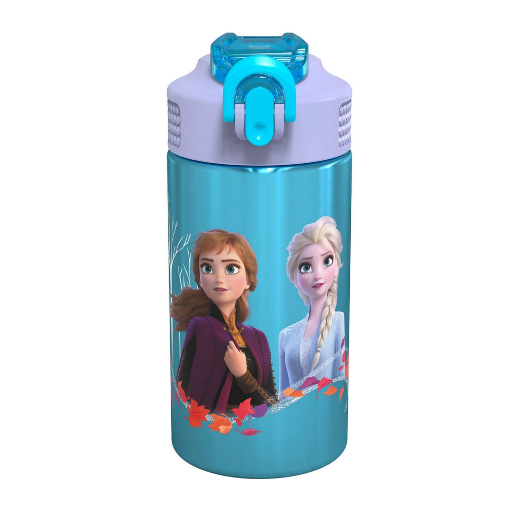 Character Metal Water Bottle