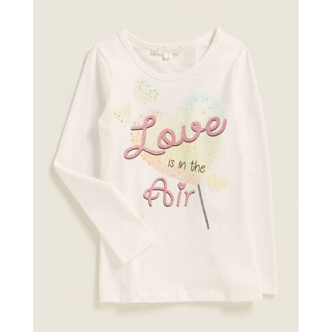 Love Is In the Air Long Sleeve Tee