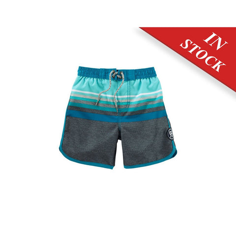 Oshkosh Multi-Stripe Swim Trunks