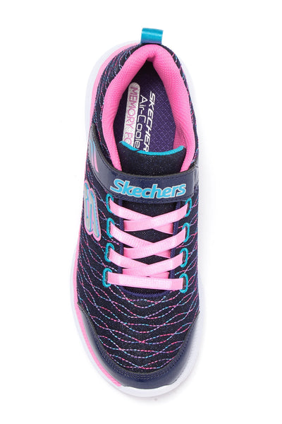Move 'N Groove Sparkle Spinner Sneaker