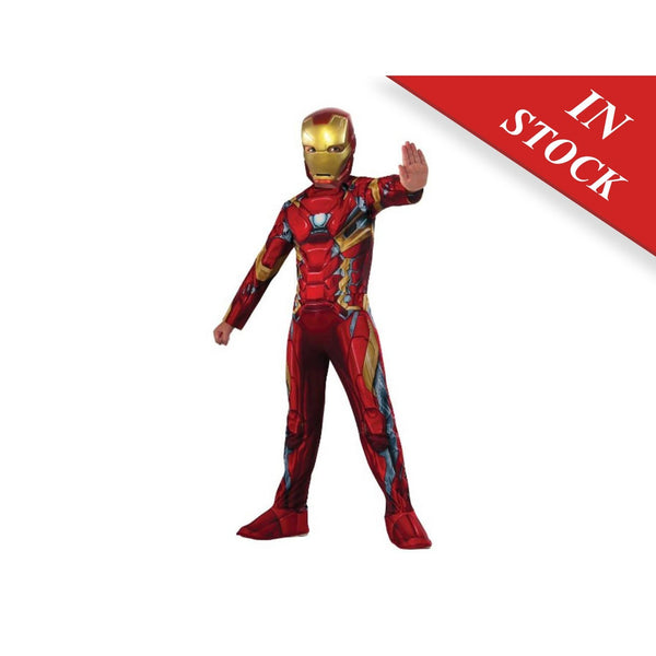 Rubie's Costume Captain America: Civil War Value Iron Man Costume