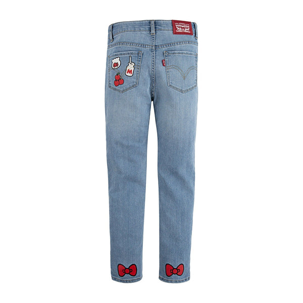 Hello Kitty High Rise Jeans