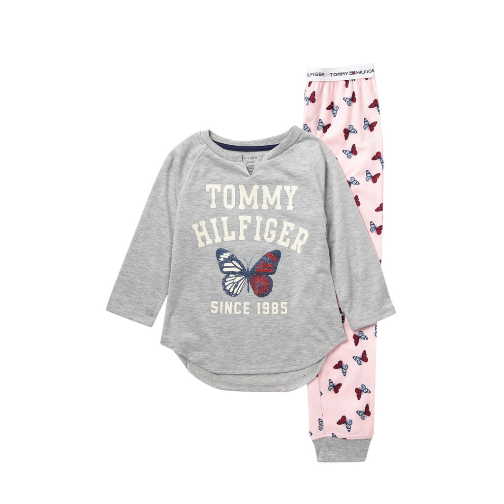 Butterfly Pajama Set