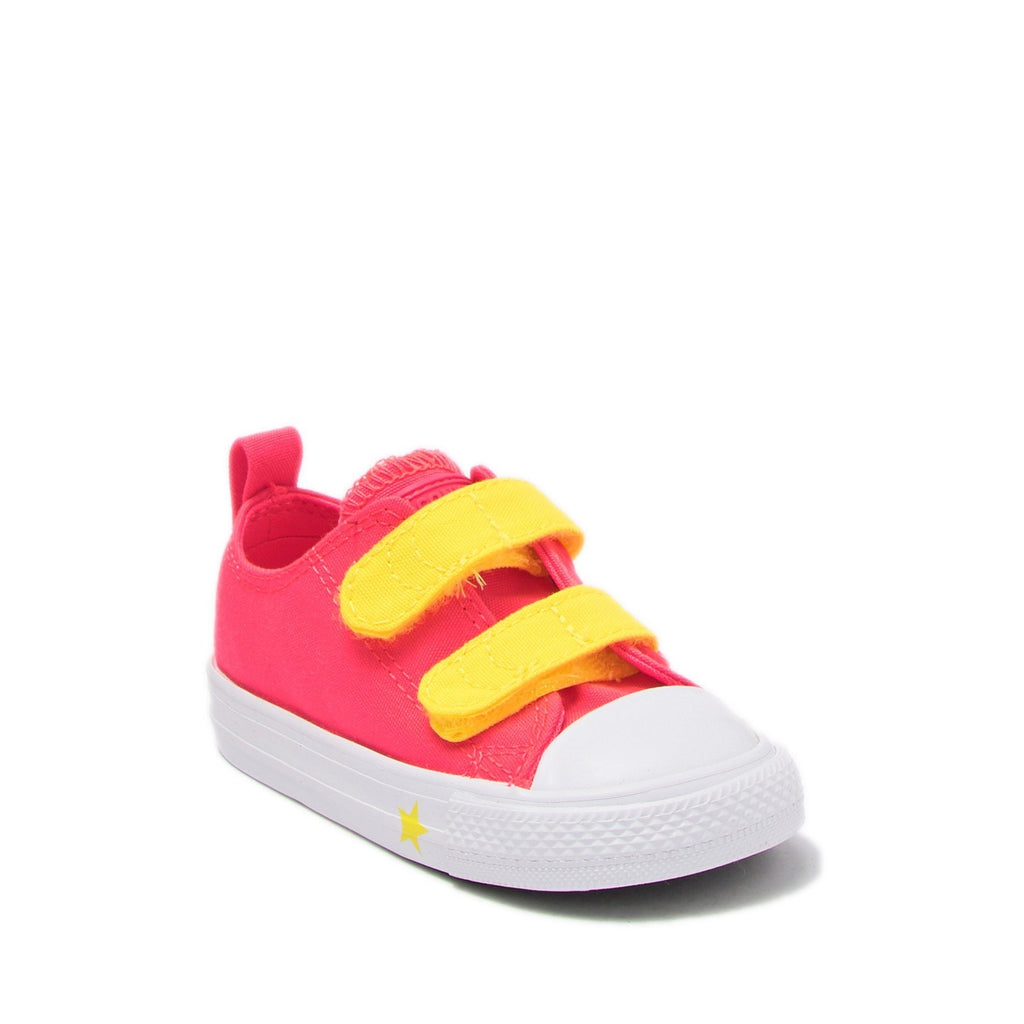 Chuck Taylor(R) All Star(R) Ox Racer Pink Sneaker
