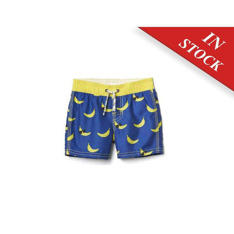 Banana Swim Trunks - BABYJOX