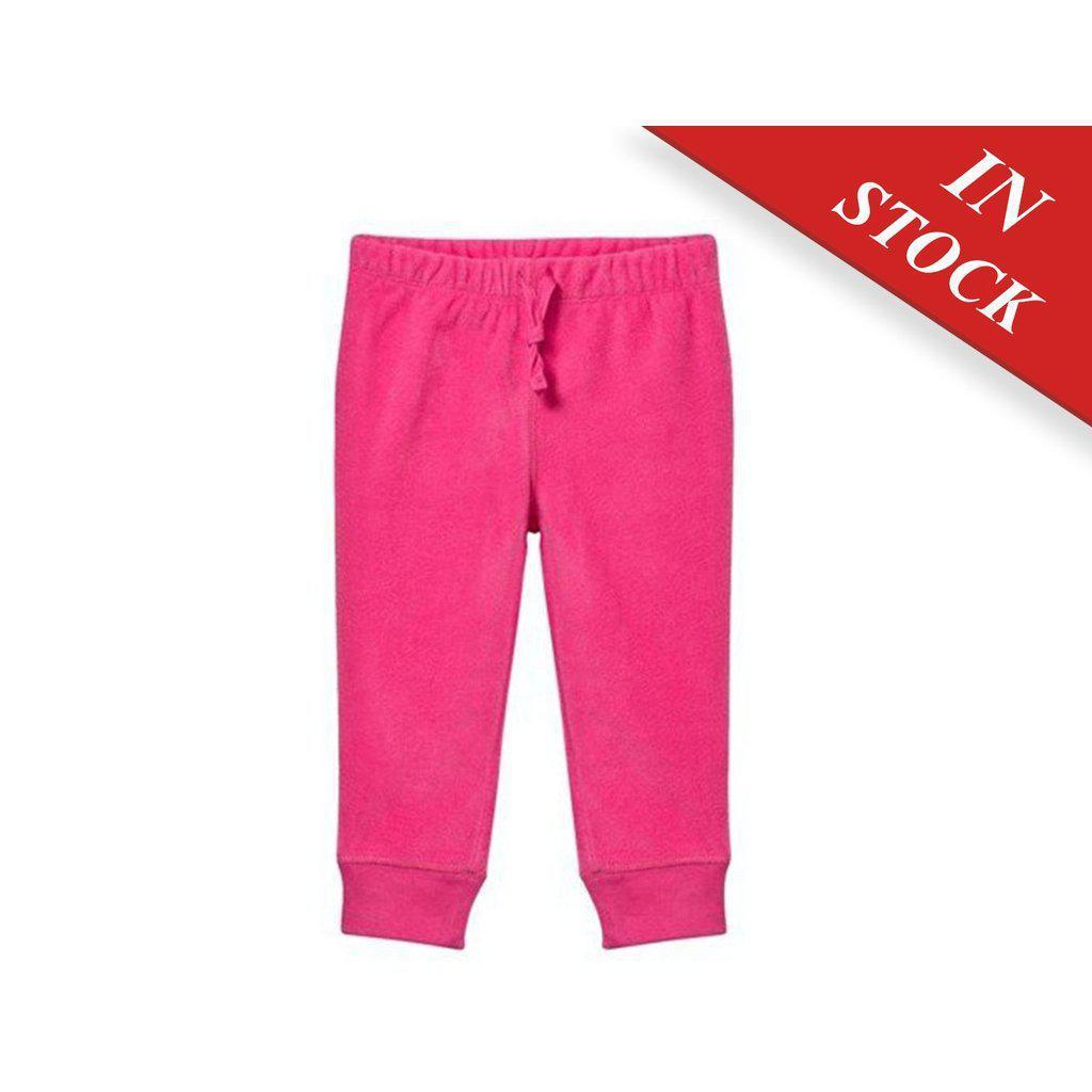 Gap Kids Royal Fuchsia Pro Fleece Pants