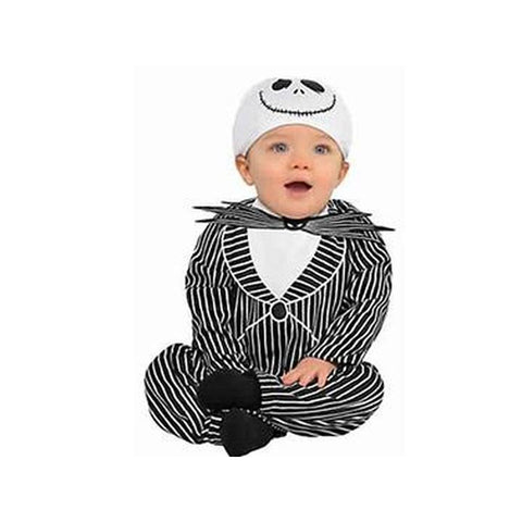 Baby Jack Skellington Costume - The Nightmare Before Christmas - BABYJOX