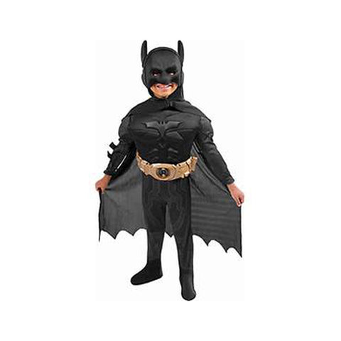 Toddler Boys Batman Costume Deluxe - The Dark Knight Rises