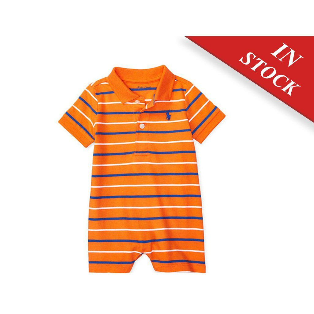 Cotton Jersey Polo Shortall