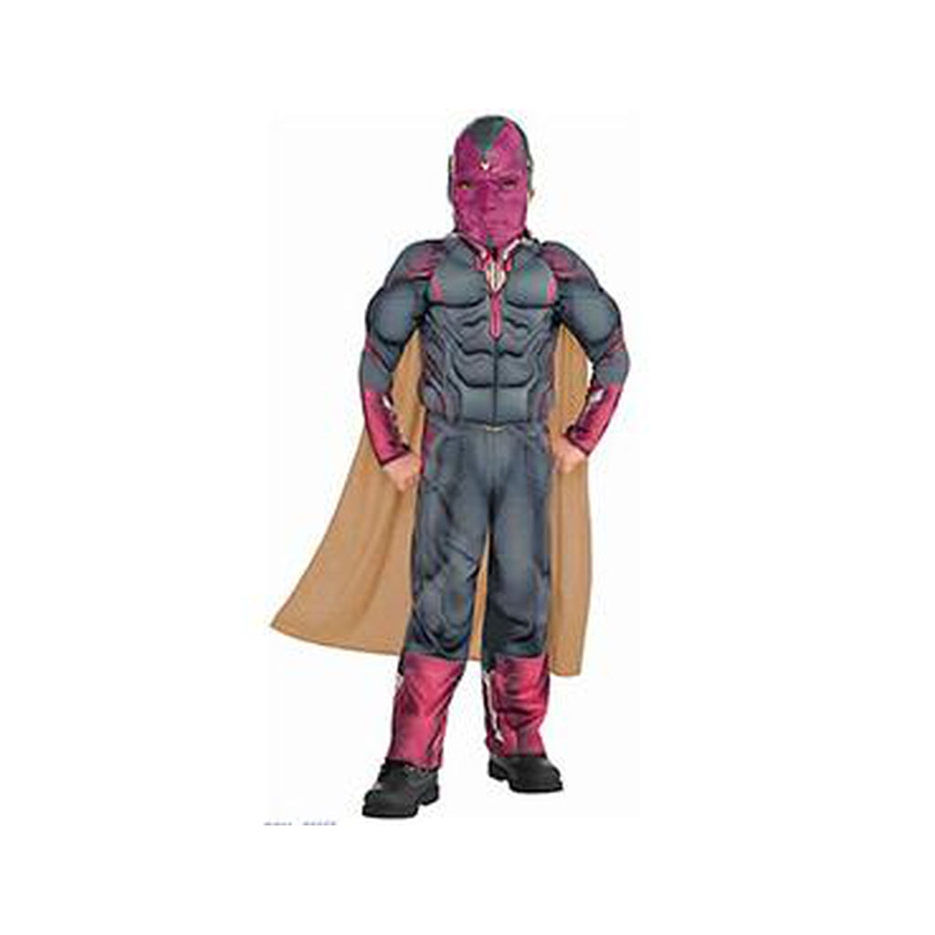 Little Boys Vision Muscle Costume - Captain America: Civil War